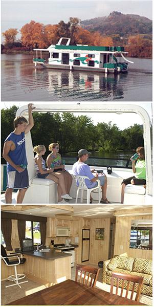 houseboating